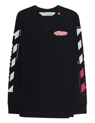 OFF-WHITE C/O VIRGIL ABLOH Diag Split Black