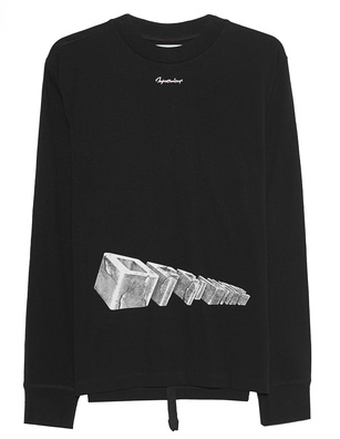 OFF-WHITE C/O VIRGIL ABLOH Panther Print Black