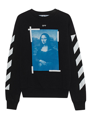 OFF-WHITE C/O VIRGIL ABLOH Monalisa Black