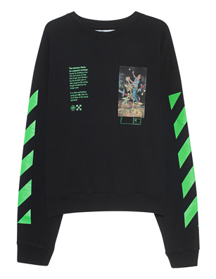 OFF-WHITE C/O VIRGIL ABLOH Oversized Pascal Painting Black