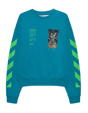 OFF-WHITE C/O VIRGIL ABLOH Pascal Painting Blue