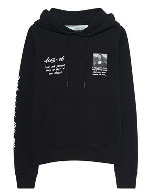 OFF-WHITE C/O VIRGIL ABLOH Mona Lisa Art Slim Black