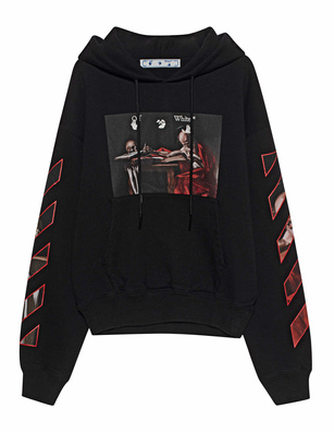 OFF-WHITE C/O VIRGIL ABLOH Caravaggio Over Red Black