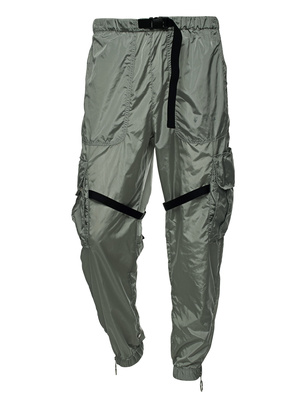 OFF-WHITE C/O VIRGIL ABLOH Arrow Parachute Khaki Silver