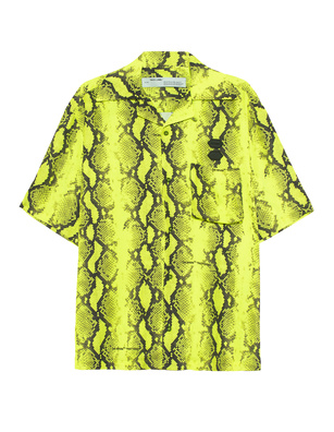 OFF-WHITE C/O VIRGIL ABLOH Snake Holiday Yellow