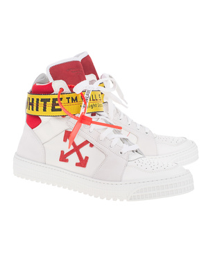 OFF-WHITE C/O VIRGIL ABLOH Industrial High Top White