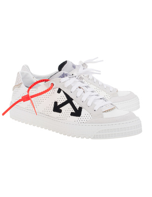 OFF-WHITE C/O VIRGIL ABLOH Polo Shoe 3.0 White