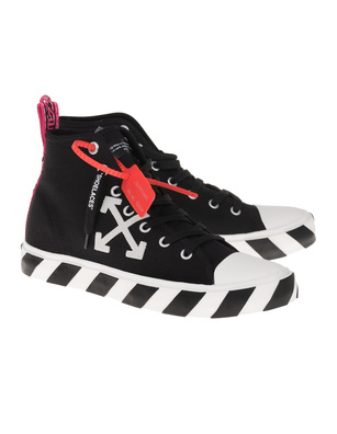 OFF-WHITE C/O VIRGIL ABLOH Mid Top Black White