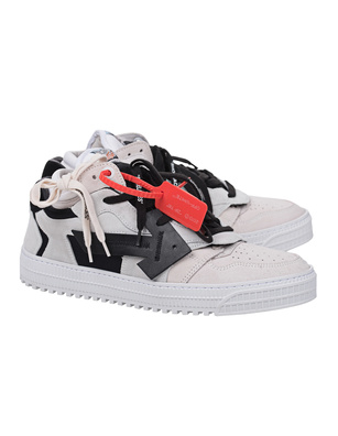 OFF-WHITE C/O VIRGIL ABLOH Off Court Low Beige