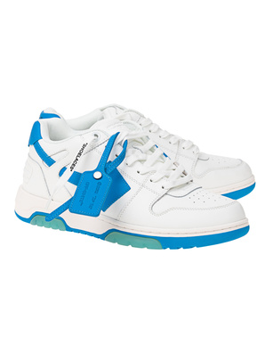 OFF-WHITE C/O VIRGIL ABLOH Out Of Office Blue White