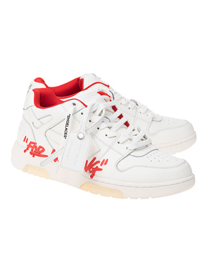 OFF-WHITE C/O VIRGIL ABLOH Out Of Office Specials Logo White