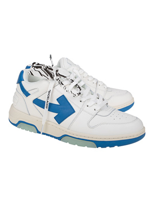 OFF-WHITE C/O VIRGIL ABLOH Out of Office Calf Leather White
