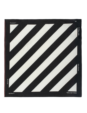 OFF-WHITE C/O VIRGIL ABLOH Bandana DIAG Multicolor