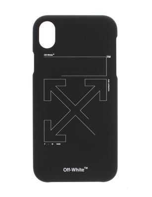 OFF-WHITE C/O VIRGIL ABLOH iPhone X Unfinished Black