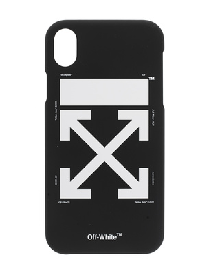 OFF-WHITE C/O VIRGIL ABLOH iPhone X Arrow White Black