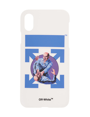 OFF-WHITE C/O VIRGIL ABLOH iPhone X Fight Off-White