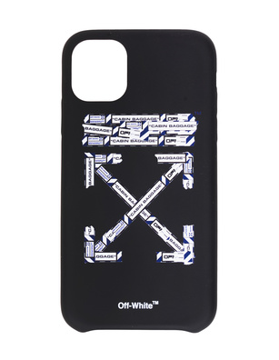 OFF-WHITE C/O VIRGIL ABLOH iPhone Case XI Pro MAX Airport Tape
