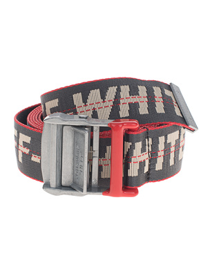 OFF-WHITE C/O VIRGIL ABLOH Industrial Logo Red Anthracite