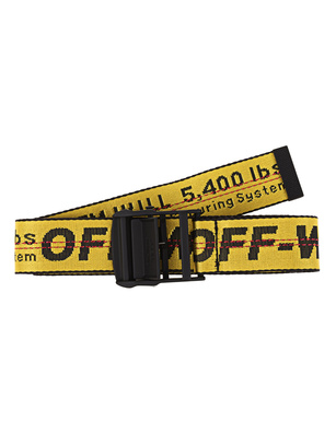 OFF-WHITE C/O VIRGIL ABLOH Industrial Belt Yellow