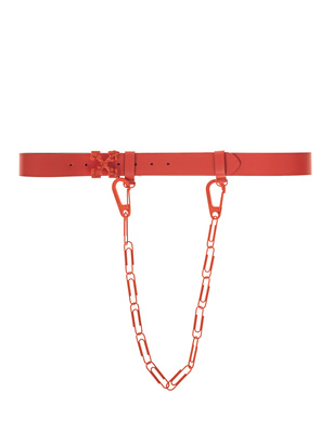OFF-WHITE C/O VIRGIL ABLOH Belt Chain Orange