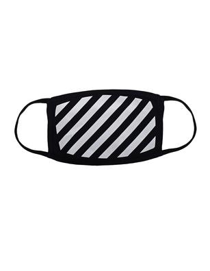 OFF-WHITE C/O VIRGIL ABLOH Diag Logo Black