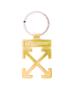 OFF-WHITE C/O VIRGIL ABLOH Arrow Key Ring Gold
