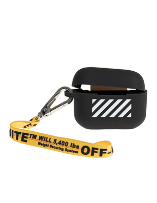 OFF-WHITE C/O VIRGIL ABLOH AirPods Pro Diag Black