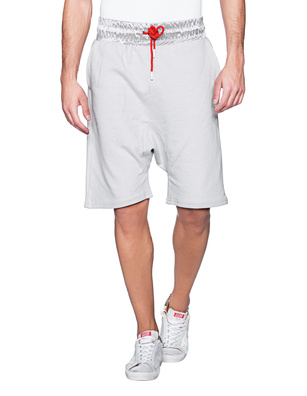 Only the Blind Short Cotton Grey