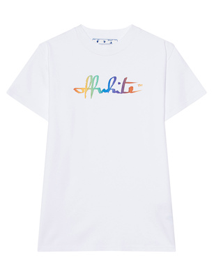 OFF-WHITE C/O VIRGIL ABLOH Tomboy Rainbow White