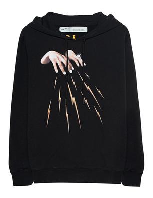 OFF-WHITE C/O VIRGIL ABLOH Magic Hands Oversize Black