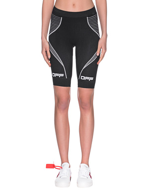 OFF-WHITE C/O VIRGIL ABLOH Active Biker Black