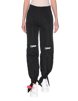 OFF-WHITE C/O VIRGIL ABLOH Bow Logo Black