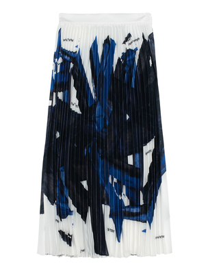OFF-WHITE C/O VIRGIL ABLOH Pleated Blue Brush Multicolor