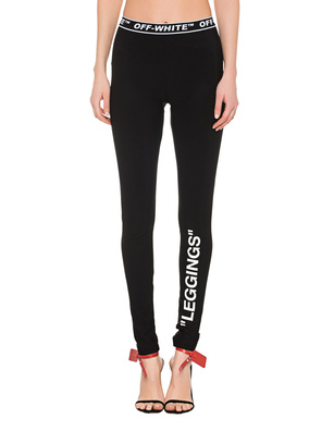 OFF-WHITE C/O VIRGIL ABLOH Leggings Black
