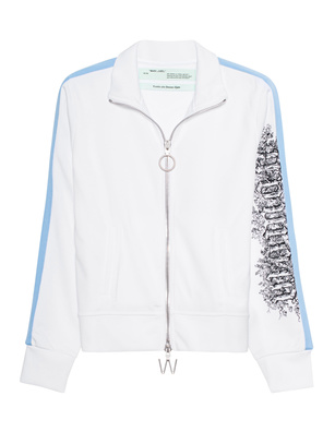 OFF-WHITE C/O VIRGIL ABLOH Sleeve Embroidery White
