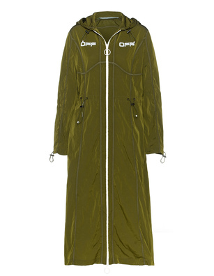 OFF-WHITE C/O VIRGIL ABLOH Multidetail Military Green