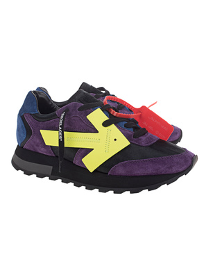 OFF-WHITE C/O VIRGIL ABLOH HG Runner Purple Yellow