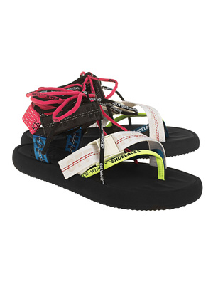 OFF-WHITE C/O VIRGIL ABLOH Multistrap Micro Industrial Multicolor
