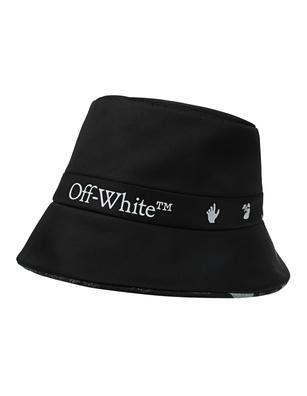 OFF-WHITE C/O VIRGIL ABLOH Bucket black