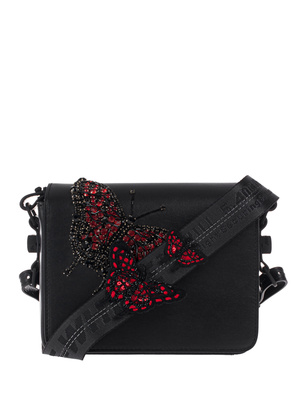 OFF-WHITE C/O VIRGIL ABLOH Butterfly Black