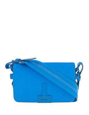 OFF-WHITE C/O VIRGIL ABLOH Mini Flap Blue