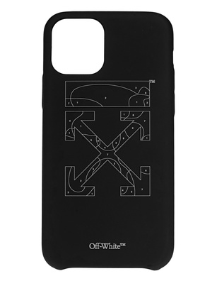 OFF-WHITE C/O VIRGIL ABLOH Puzzle Iphone 11 Pro Black