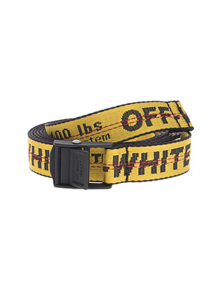 OFF-WHITE C/O VIRGIL ABLOH Mini Industrial Belt Yellow