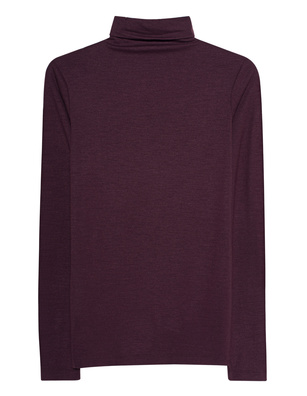 Plein Sud Fleece Wool Bordeaux
