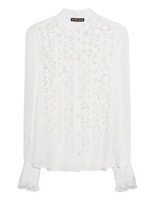 Plein Sud Ruffle Romantic White