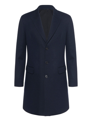NEIL BARRETT Woolen Skinny Fit Navy