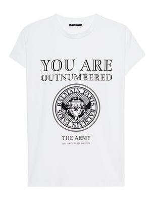 BALMAIN The Army White
