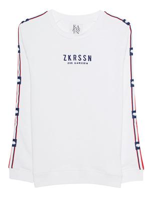 ZOE KARSSEN Signature White