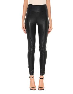SPRWMN Leather Skinny Black