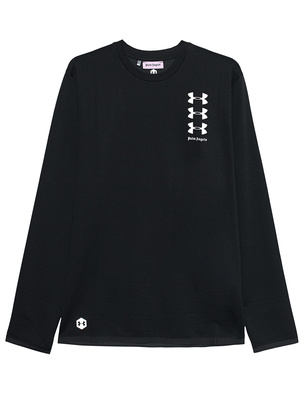 Palm Angels Under Armour Edition Longsleeve Basic Black